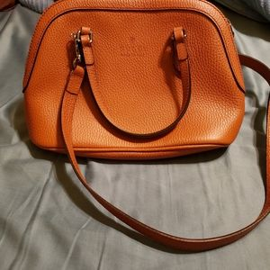 Gucci mini dome leather convertible crossbody bag